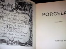 VINTAGE 1962 HB BOOK PORCELAIN HUGH TAIT MARBORO BOOKS GREAT ILLUSTRATIONS